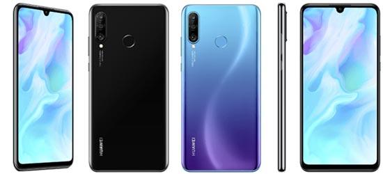 Huawei P30 lite günstig mit o2 Free Tarif
