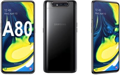 Samsung Galaxy A80 günstig mit o2 Free Tarif