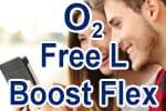 o2 Free L Boost Flex - Smartphone Tarif / Handyvertrag