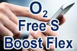 o2 Free S Boost Flex - Smartphone Tarif / Handyvertrag