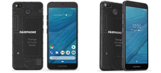 Fairphone 3 günstig mit o2 Free Vertrag - Bundle