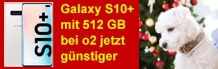 Samsung Galaxy S10 Plus bei o2