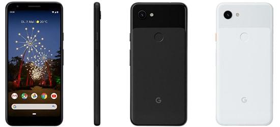 Google Pixel 3a günstig mit o2 Free Tarif – Bundle