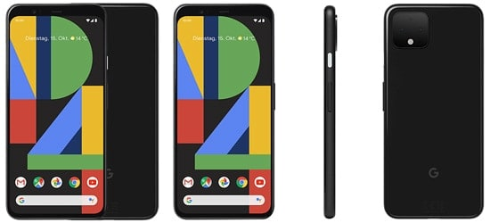 Google Pixel 4 günstig mit o2 Free Tarif – Bundle