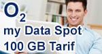 o2 my Data Spot 100 GB Tarif