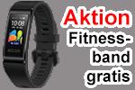 Aktion Fitnessband gratis - Huawei Band 4 Pro