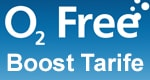 o2 Free Boost Tarife