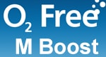 o2 Free M Boost Tarif - Vertrag