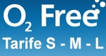 o2 Free Vertrag - Tarife S, M und L