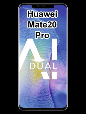 Huawei Mate 20 Pro bei o2