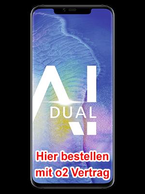 Huawei Mate 20 Pro bei o2 bestellen