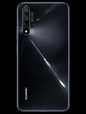 Huawei nova 5T - schwarz (hinten) - o2