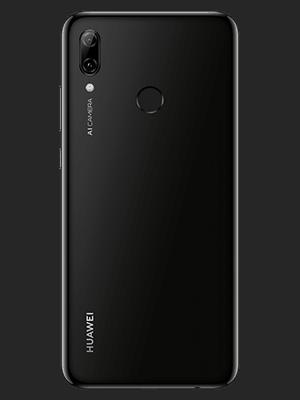 Huawei P smart (2019) - schwarz (hinten) - o2