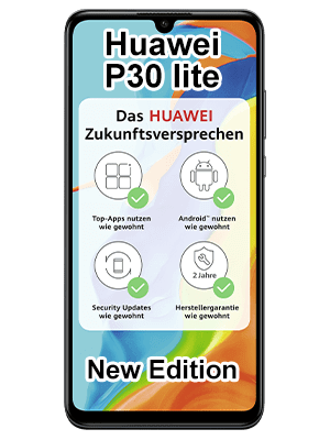 Huawei P30 lite New Edition bei o2
