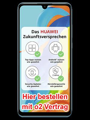 Huawei P30 lite New Edition bei o2 bestellen