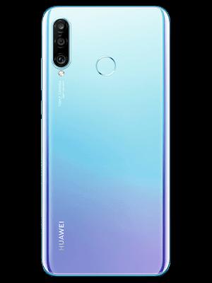 Huawei P30 lite New Edition - weiß (hinten) - o2