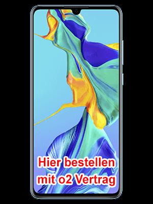 Huawei P30 - bestellen mit o2 Free Vertrag