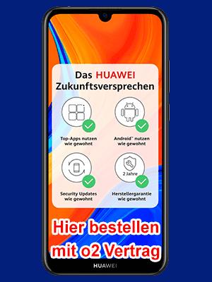 Huawei Y6s bei o2 bestellen