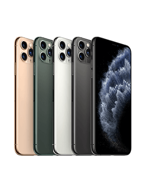 Apple iPhone 11 Pro Max - Farben - o2