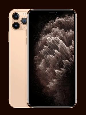 Apple iPhone 11 Pro Max - gold - o2