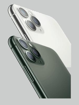 Apple iPhone 11 Pro Max - schräge Ansicht - o2