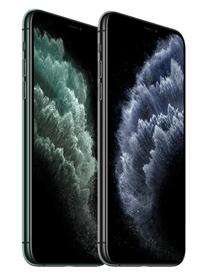 Apple iPhone 11 Pro Max - seitlich - o2