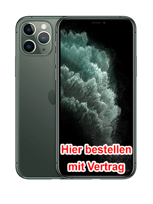 Apple iPhone 11 Pro bei o2 bestellen