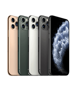 Apple iPhone 11 Pro - Farben - o2