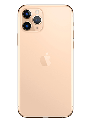 Apple iPhone 11 Pro - gold hinten - o2