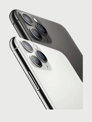 Apple iPhone 11 Pro - schräge Ansicht - o2