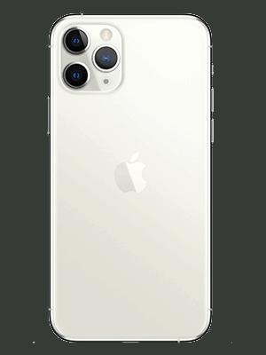 Apple iPhone 11 Pro - silber hinten - o2