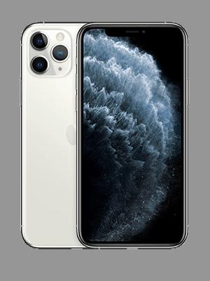 Apple iPhone 11 Pro - silber - o2