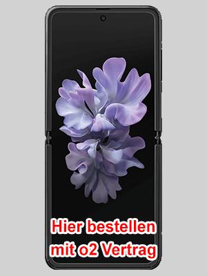 Samsung Galaxy Z Flip - hier bei o2 bestellen