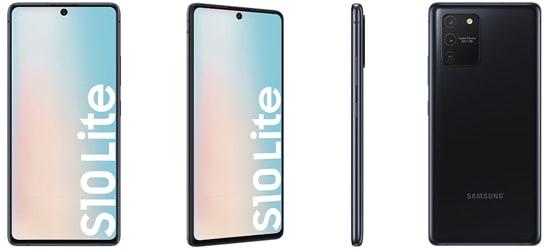 Samsung Galaxy S10 Lite mit o2 Handyvertrag