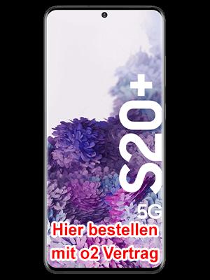 Samsung Galaxy S20+ 5G hier bei o2 bestellen