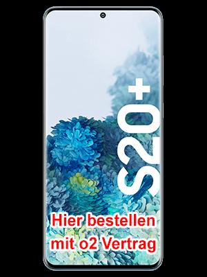 Samsung Galaxy S20+ hier bei o2 bestellen