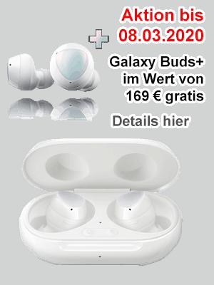 o2 - Samsung Galaxy Buds gratis zum S20+