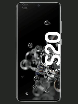 Samsung Galaxy S20 Ultra 5G - mit o2 Vertrag