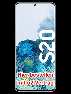 Samsung Galaxy S20 - hier bei o2 bestellen