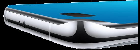 Display vom Huawei P40 Pro