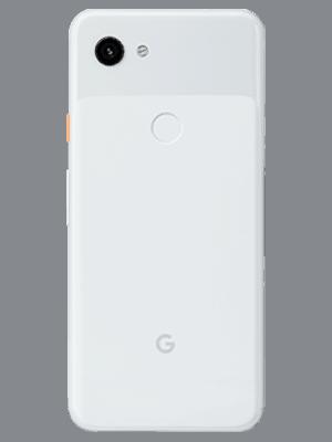 o2 - Google Pixel 3a - weiß (hinten)