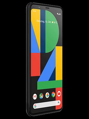 o2 - Google Pixel 4 XL - schwarz (seitlich)