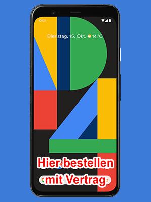 o2 - Google Pixel 4 hier bestellen