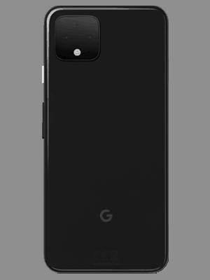 o2 - Google Pixel 4 - schwarz (hinten)