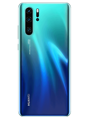 o2 - Huawei P30 Pro - aurora (hinten)