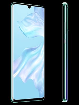 o2 - Huawei P30 Pro - aurora (seitlich)
