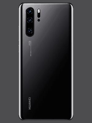 o2 - Huawei P30 Pro - schwarz (hinten)