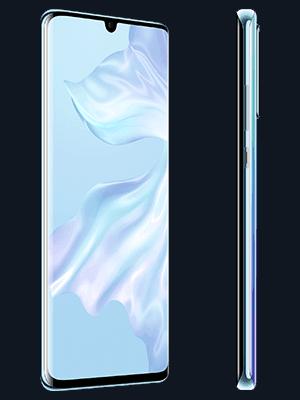 o2 - Huawei P30 Pro - weiß (seitlich)