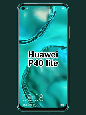 o2 - Huawei P40 lite mit Vertrag