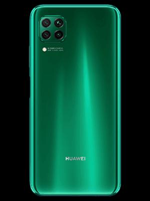 o2 - Huawei P40 lite - grün (hinten)